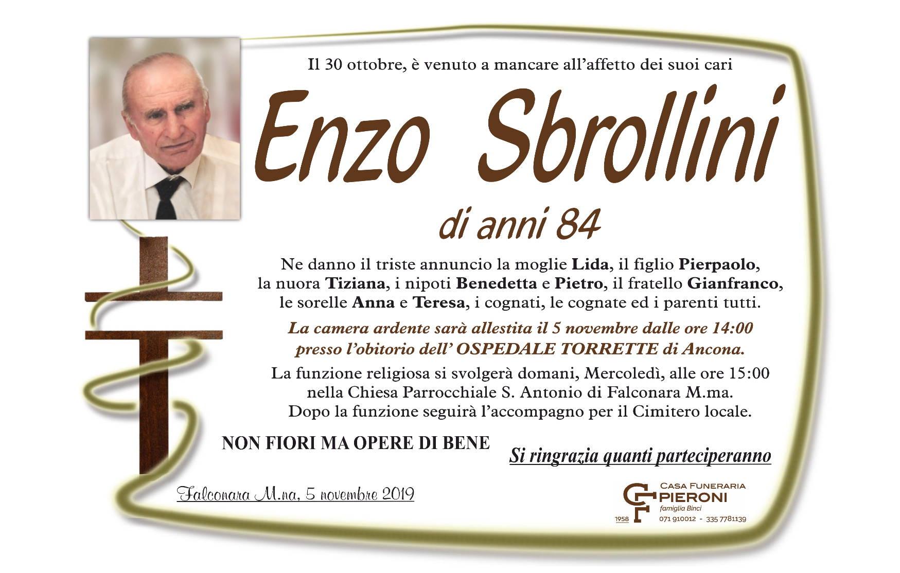 Enzo Sbrollini