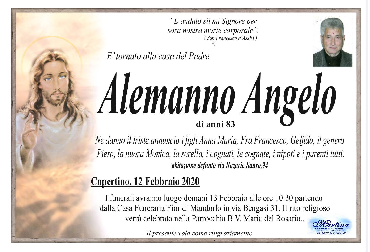 Angelo Alemanno