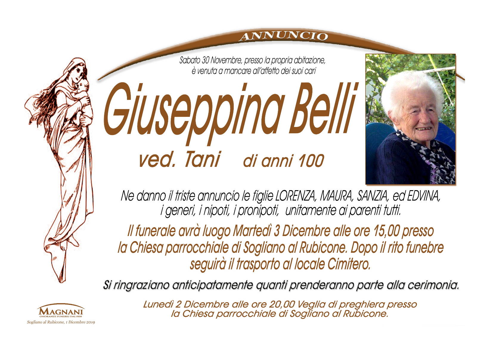 Giuseppina Belli
