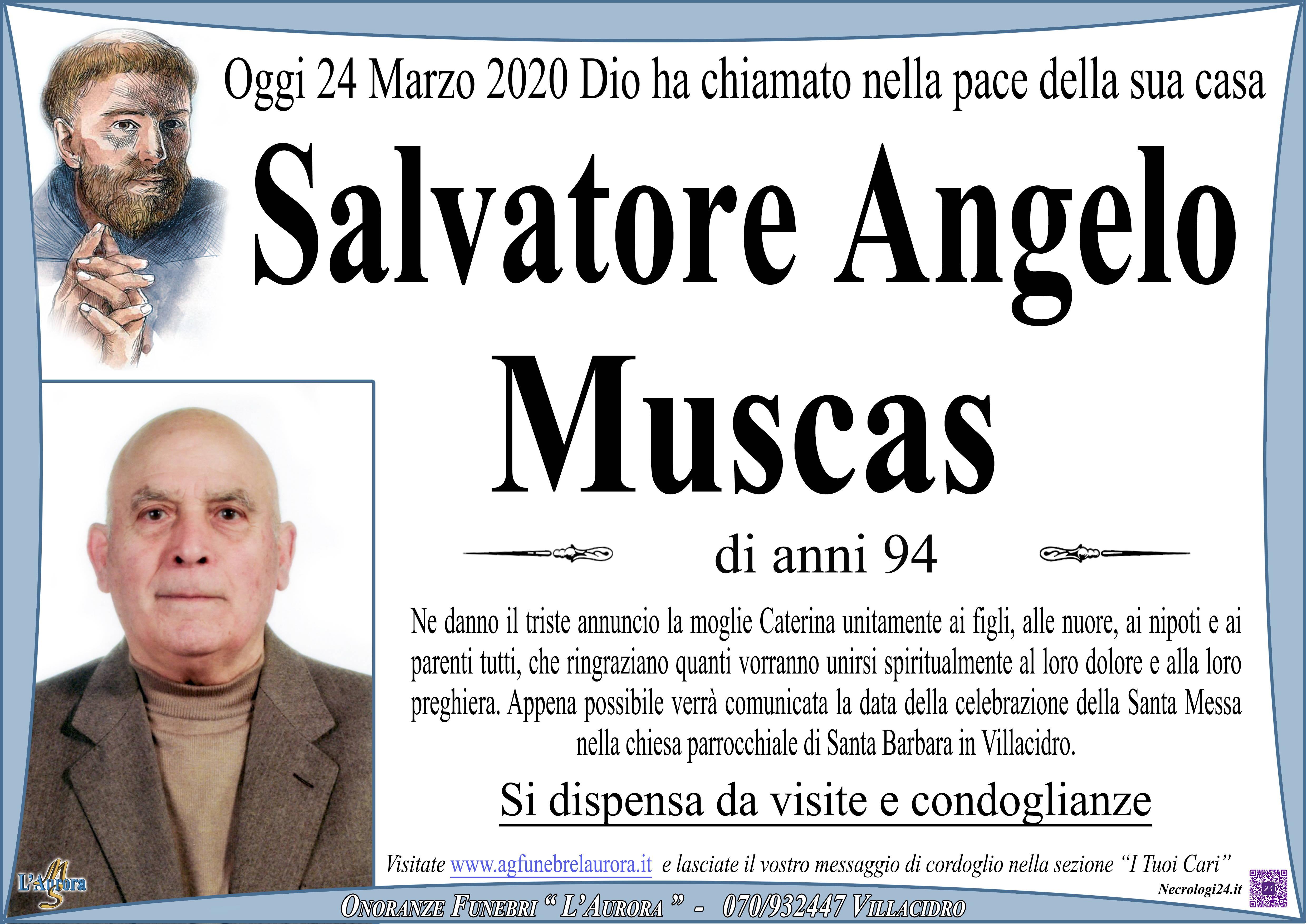 Salvatore Angelo Muscas