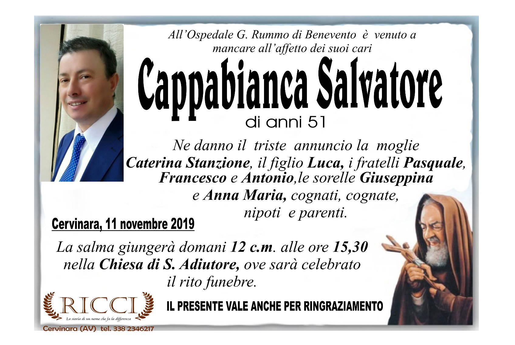 Salvatore Cappabianca