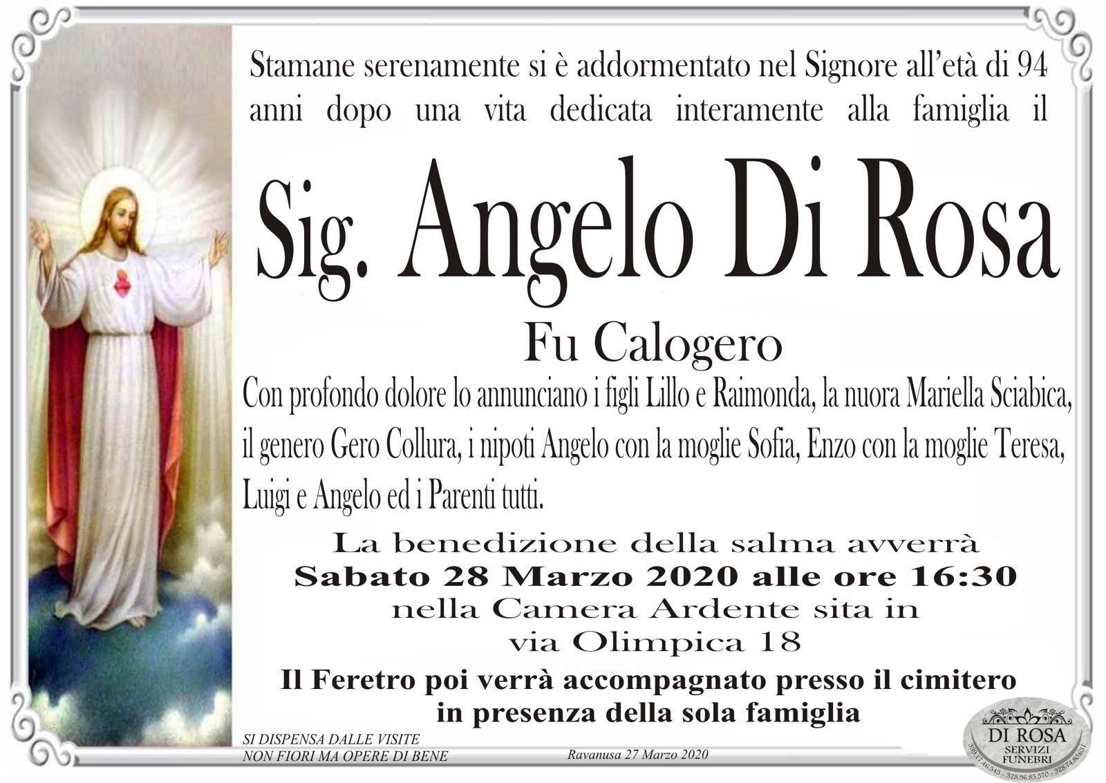Angelo Di Rosa