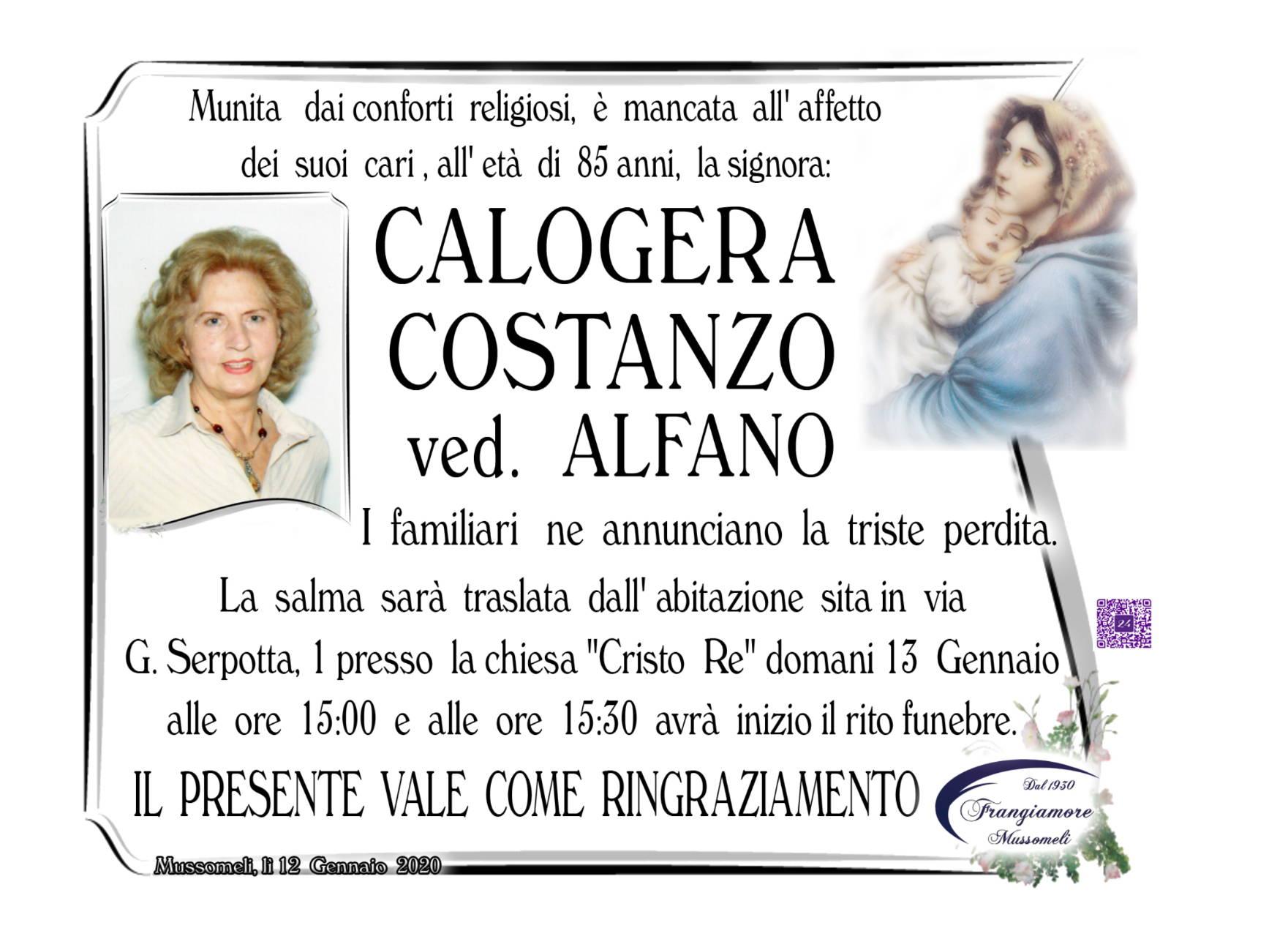 Calogera Costanzo