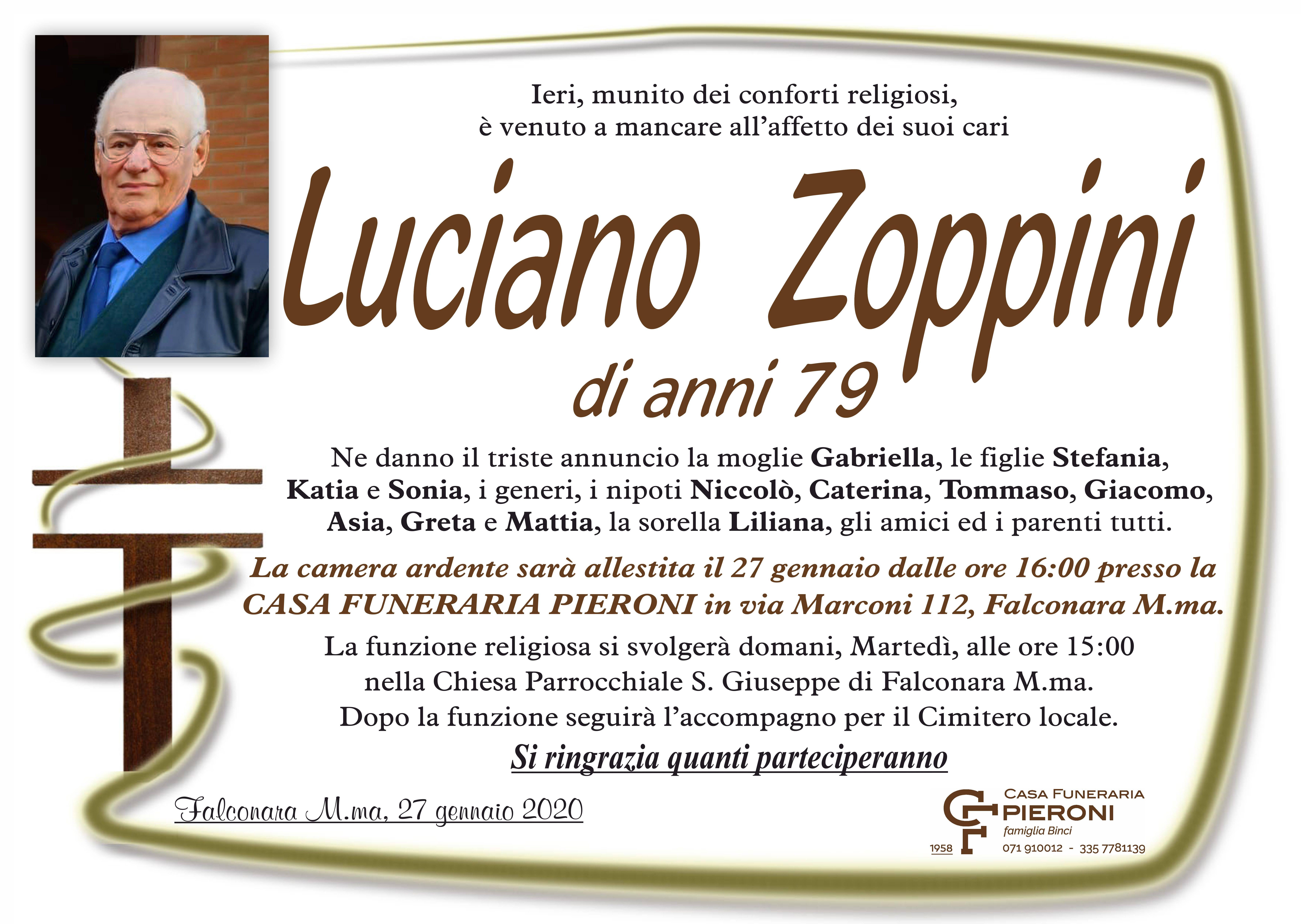 Luciano Zoppini