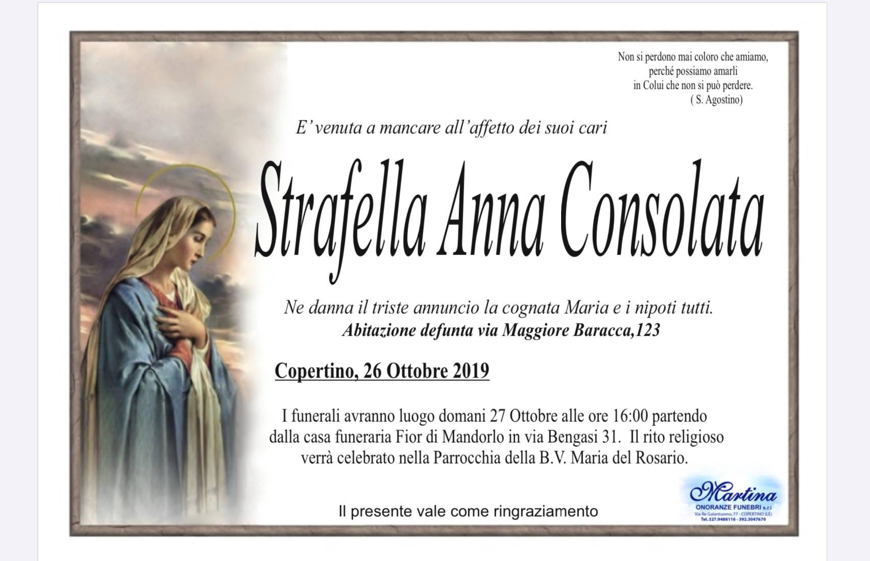 Anna Consolata Strafella