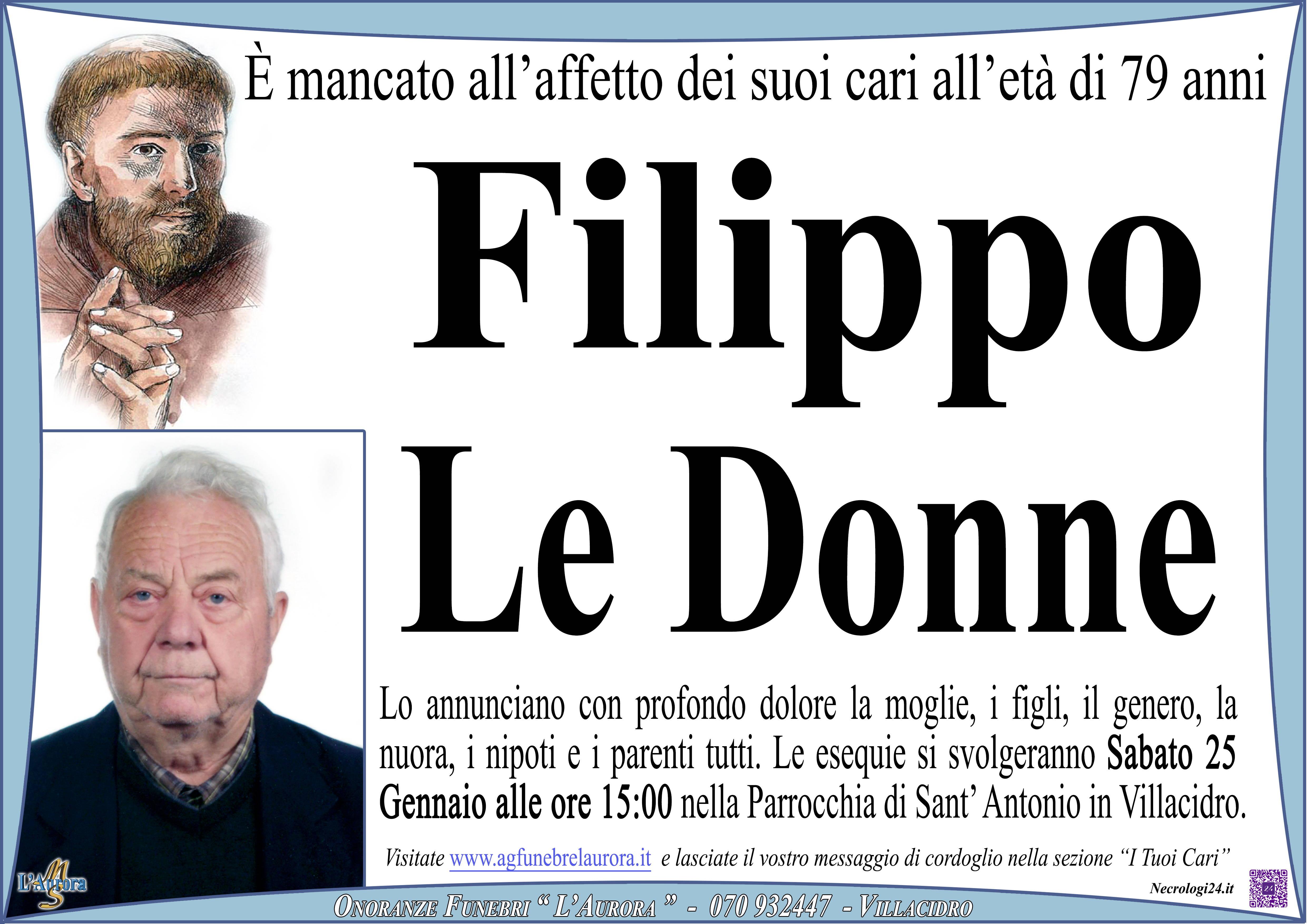 Filippo Le Donne