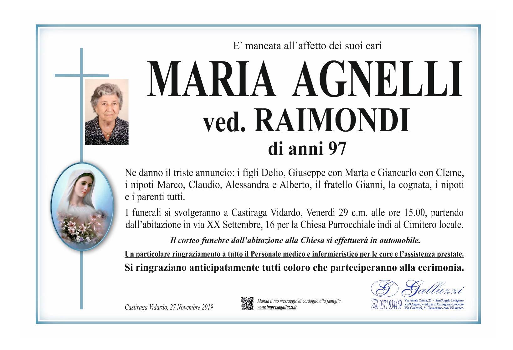 Maria Agnelli
