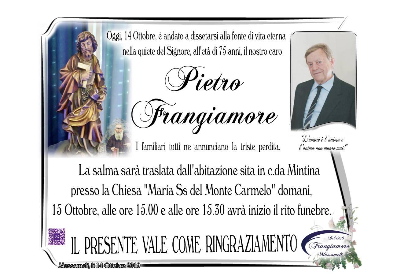 Pietro Frangiamore