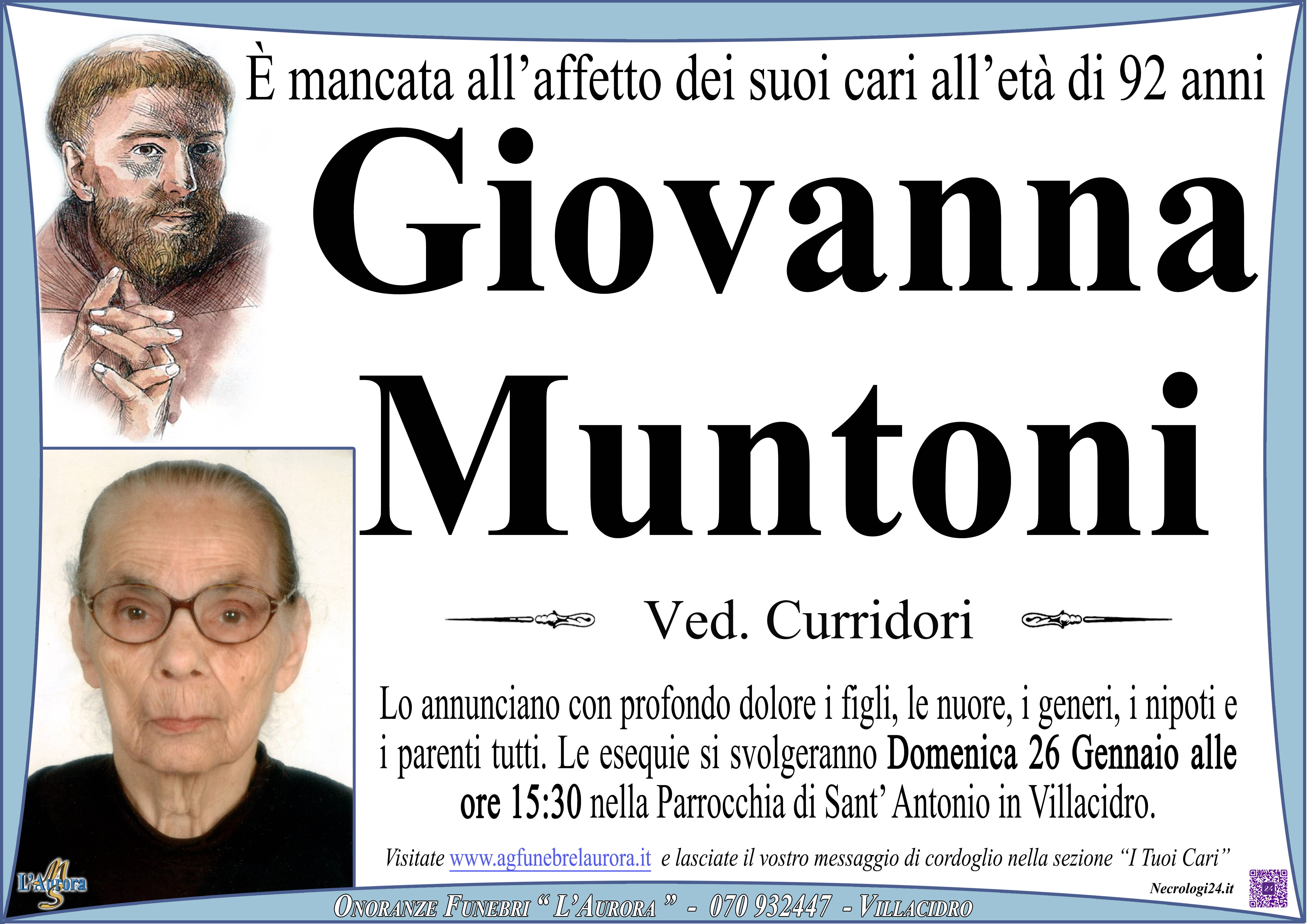 Giovanna Muntoni