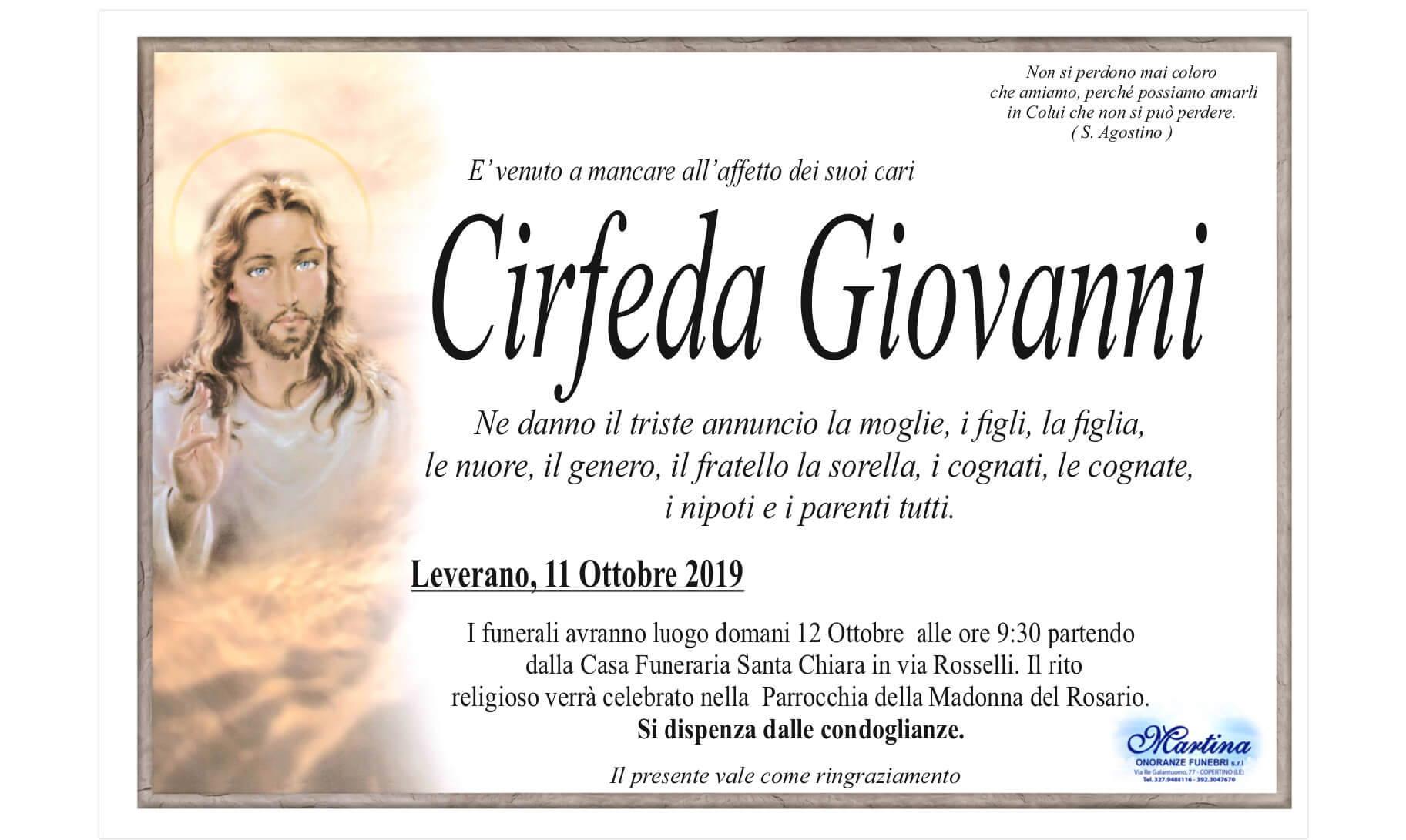 Giovanni Crifeda