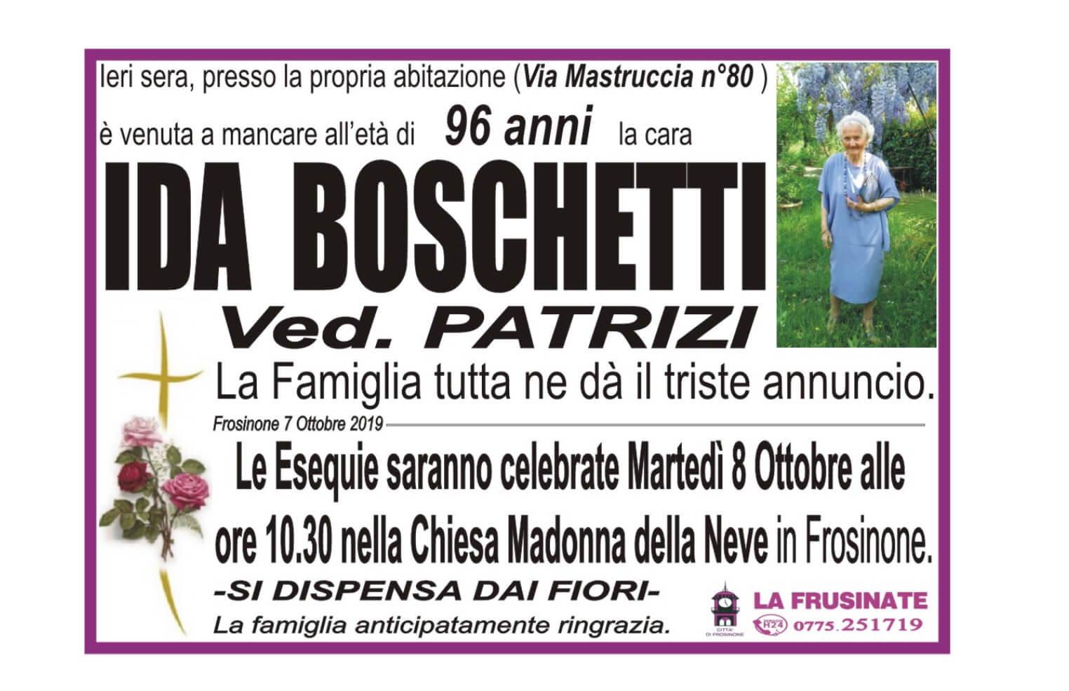 Ida Boschetti