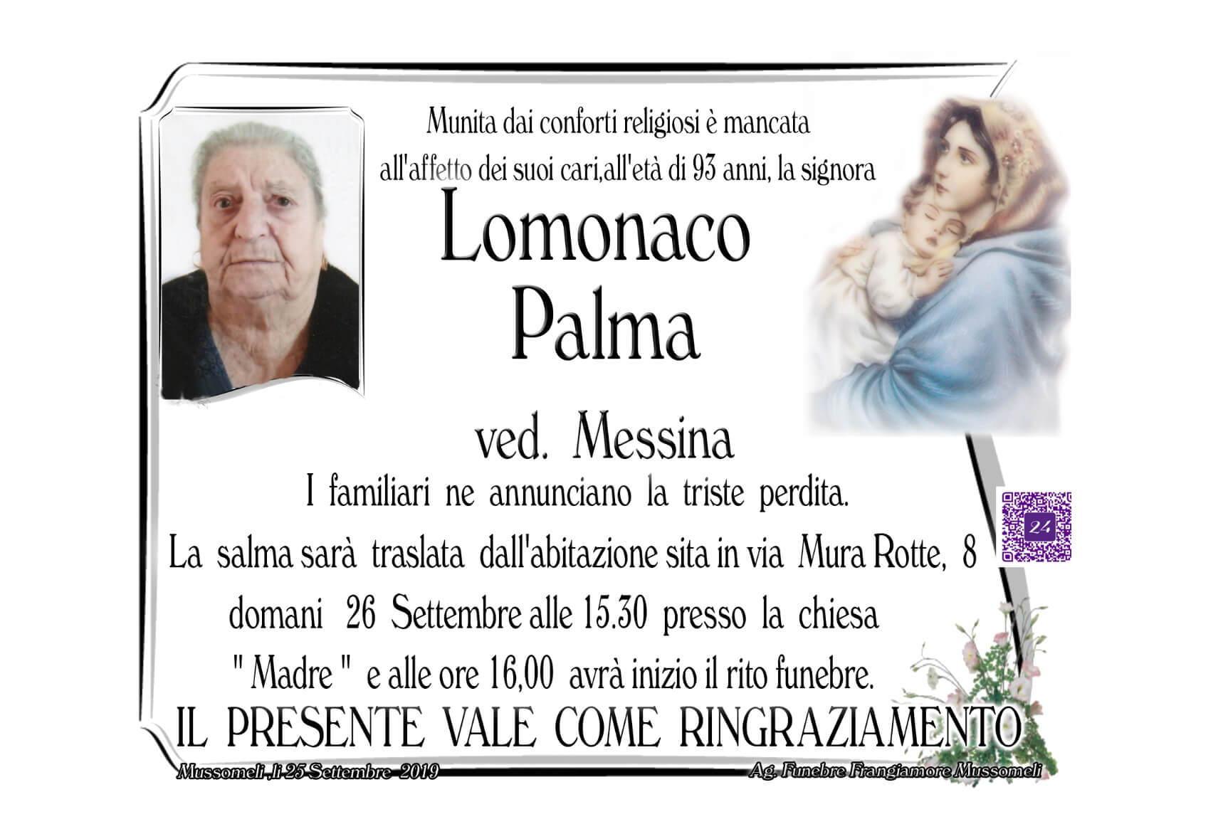 Palma Lomonaco