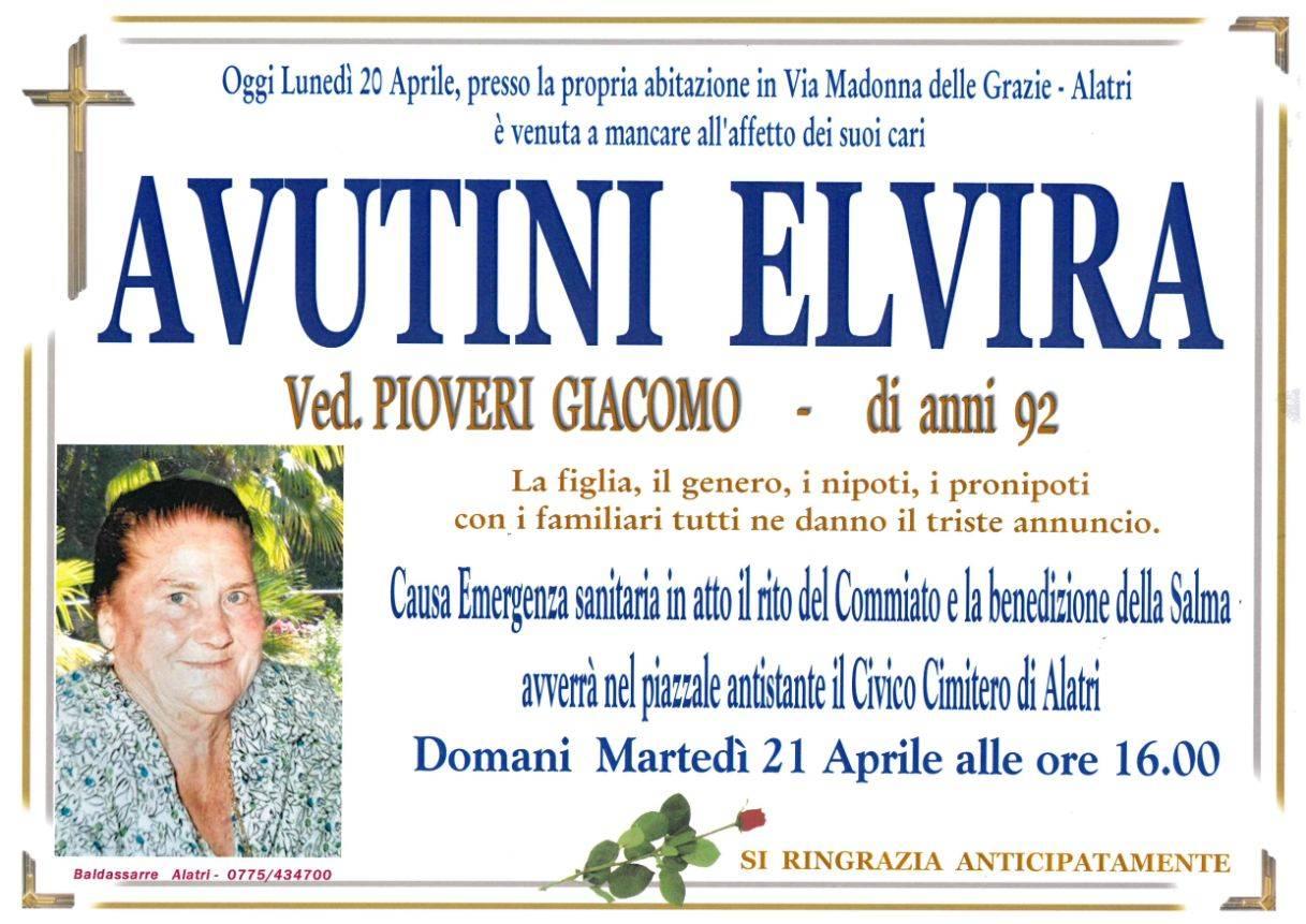 Elvira Avutini