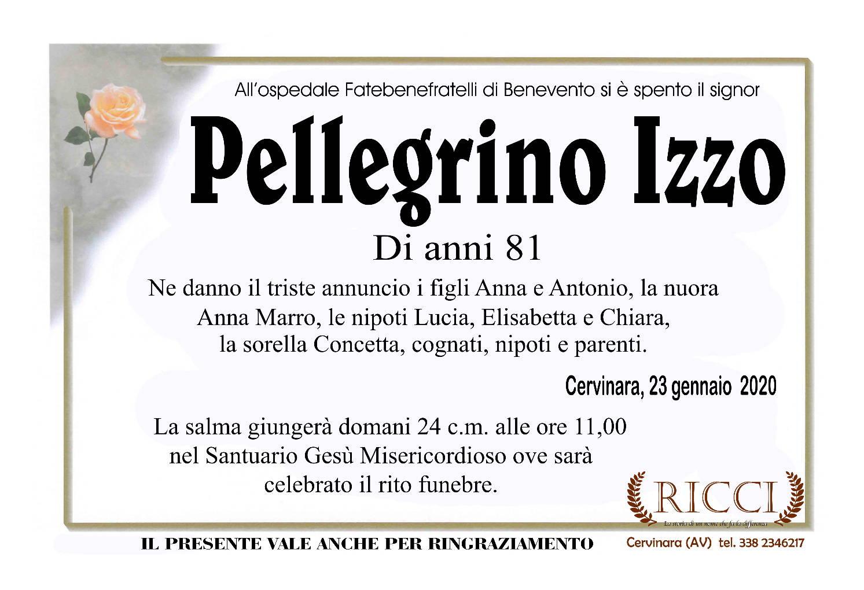 Pellegrino Izzo