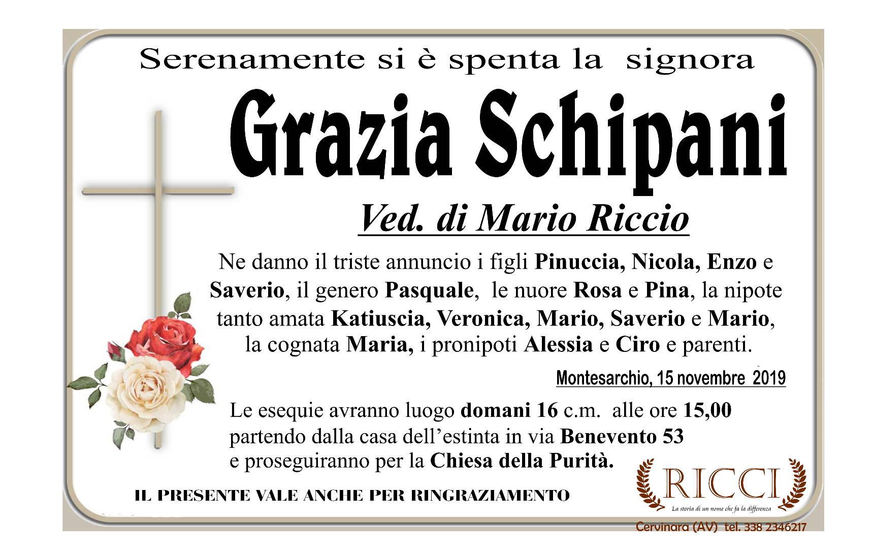 Grazia Schipani
