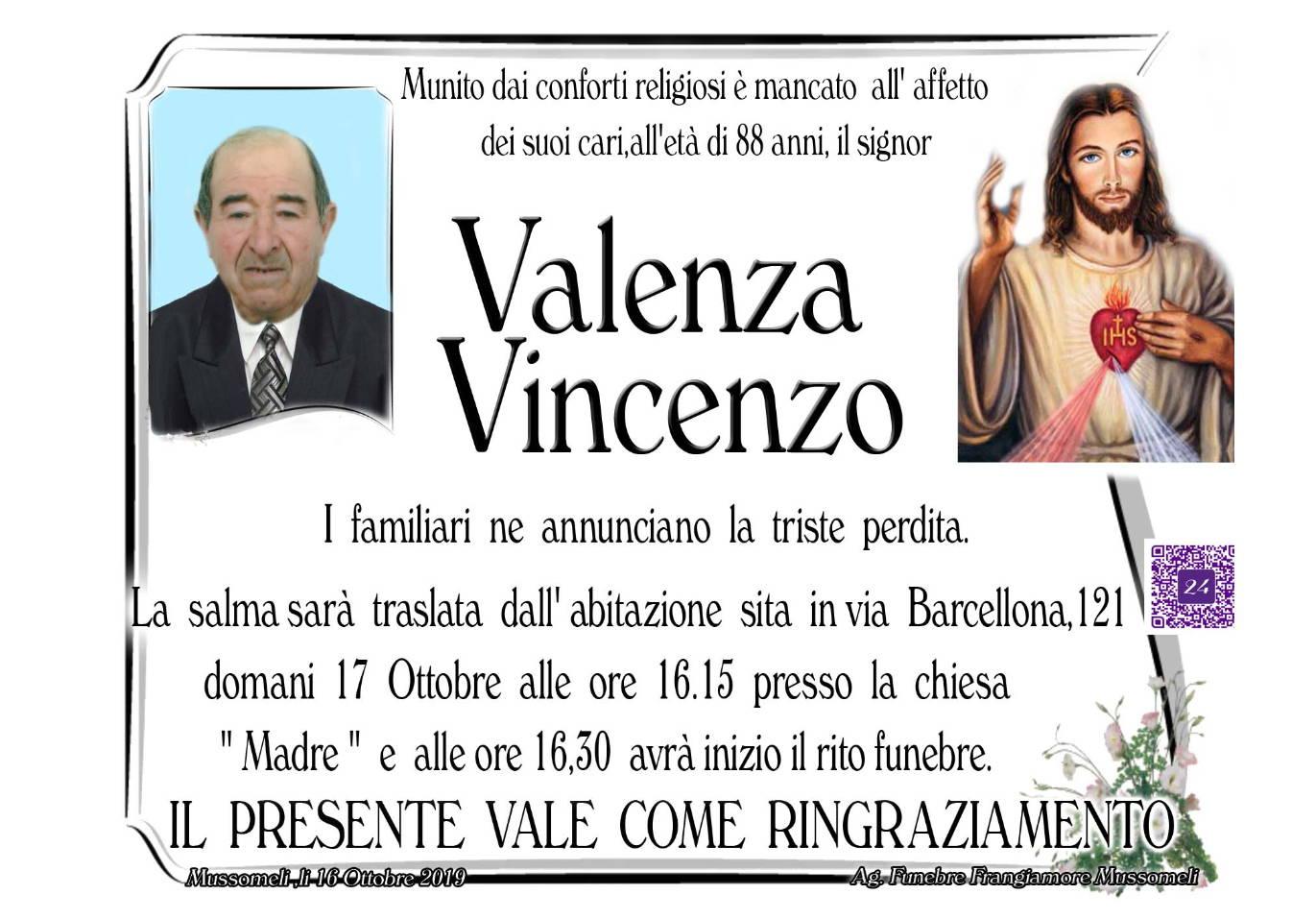 Vincenzo Valenza