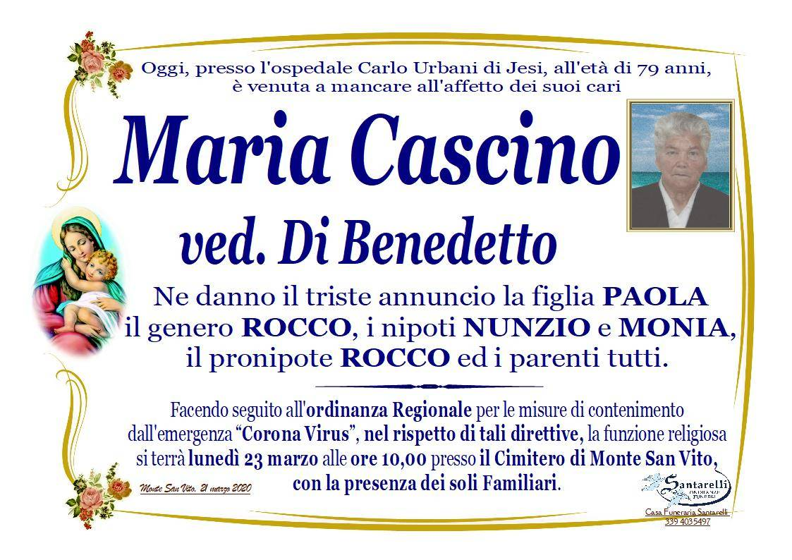Maria Cascino