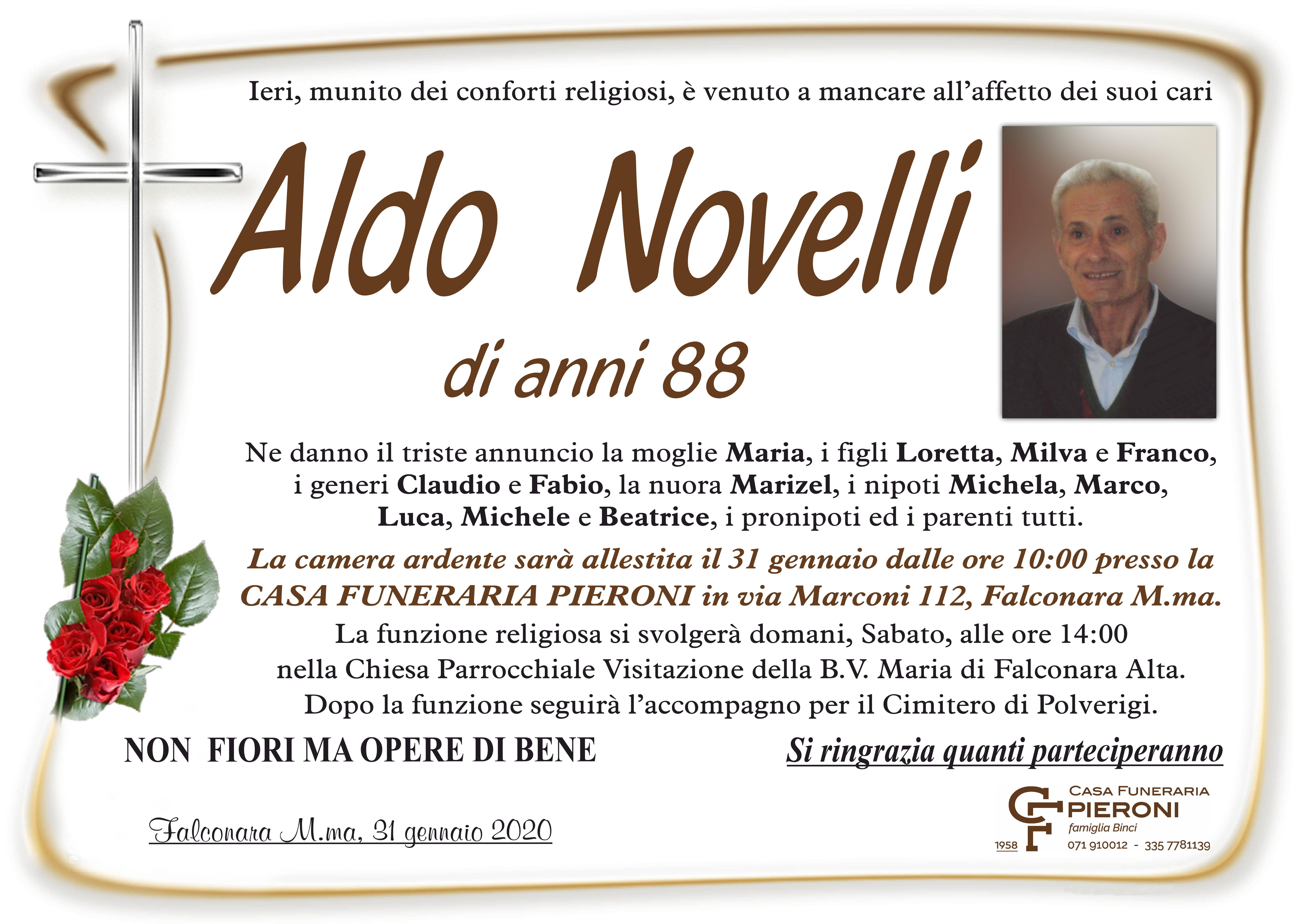 Aldo Novelli
