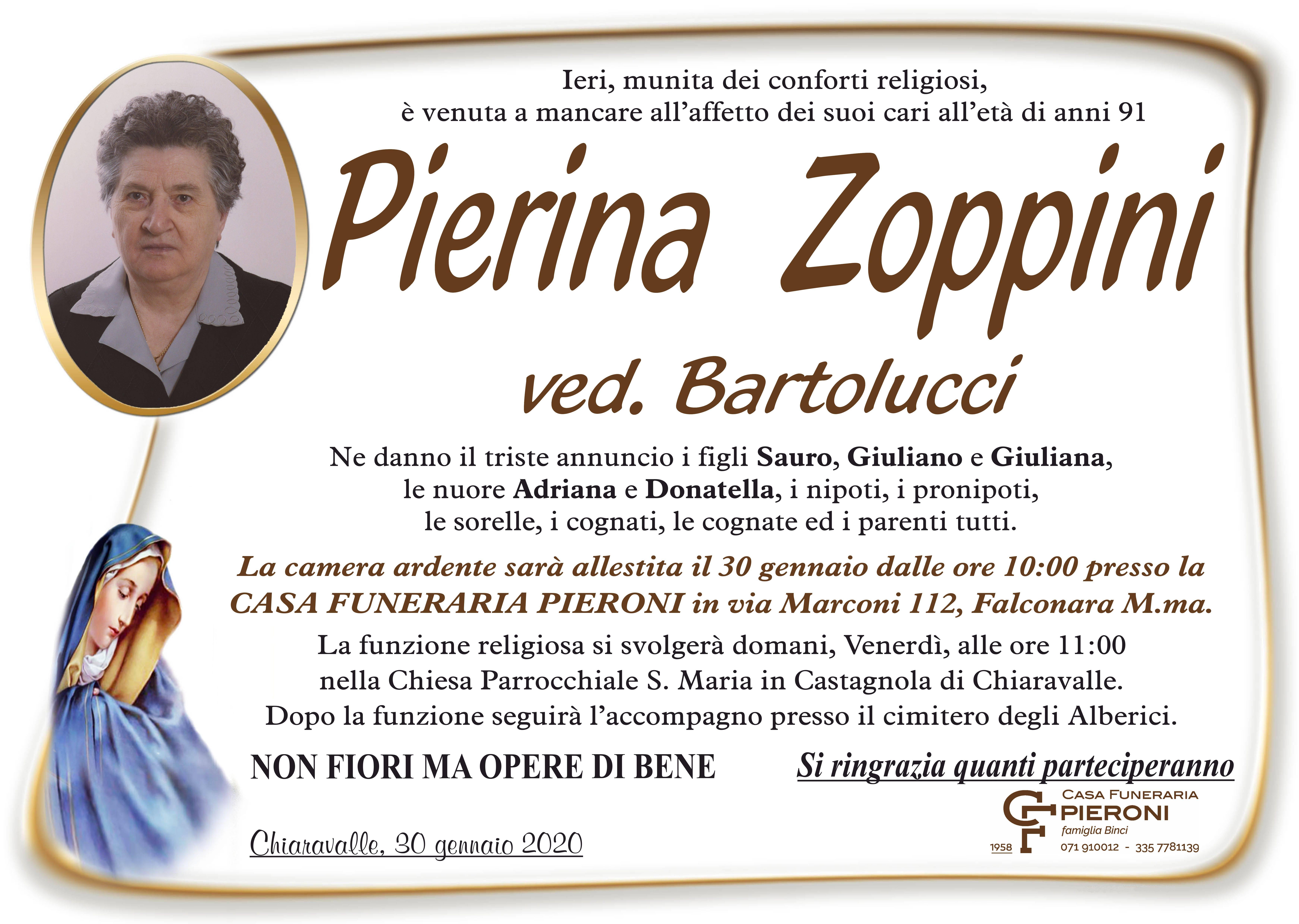 Pierina Zoppini