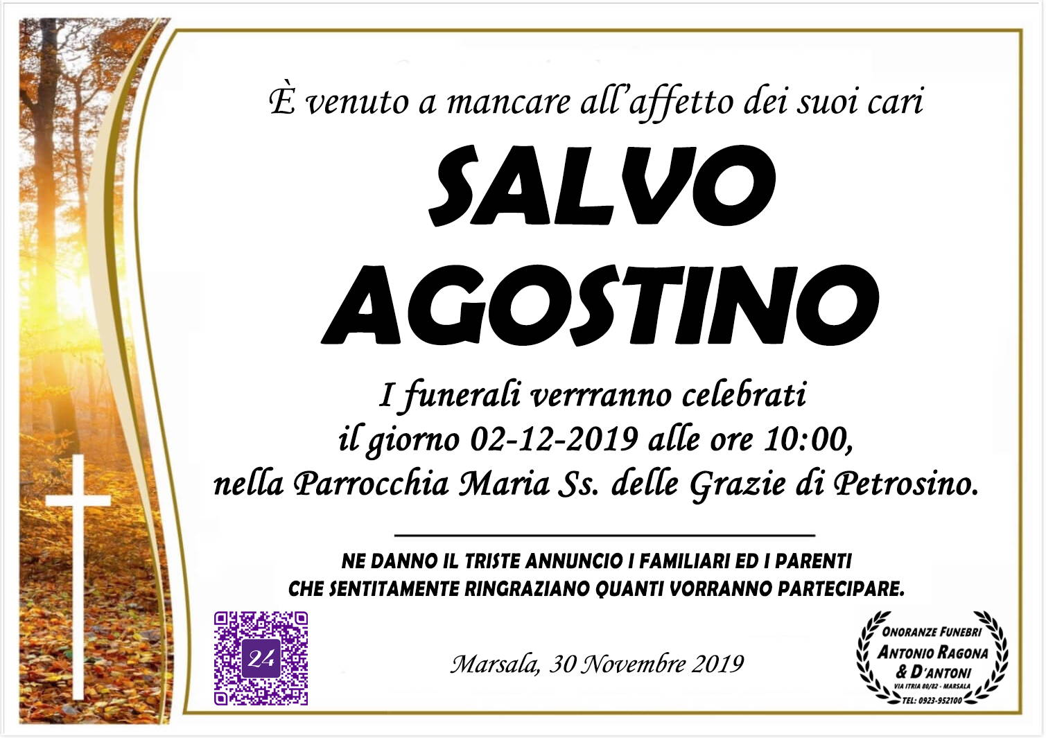 Salvo Agostino