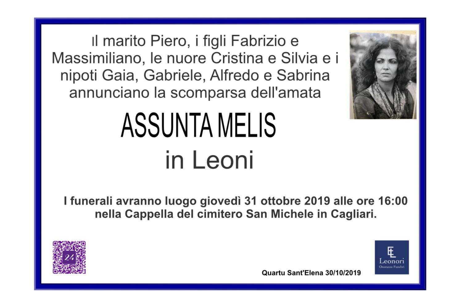 Assunta Melis