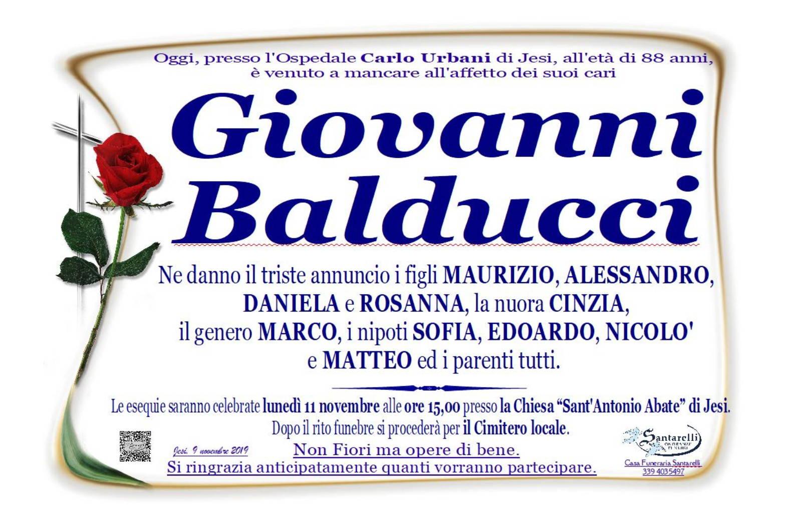 Giovanni Balducci