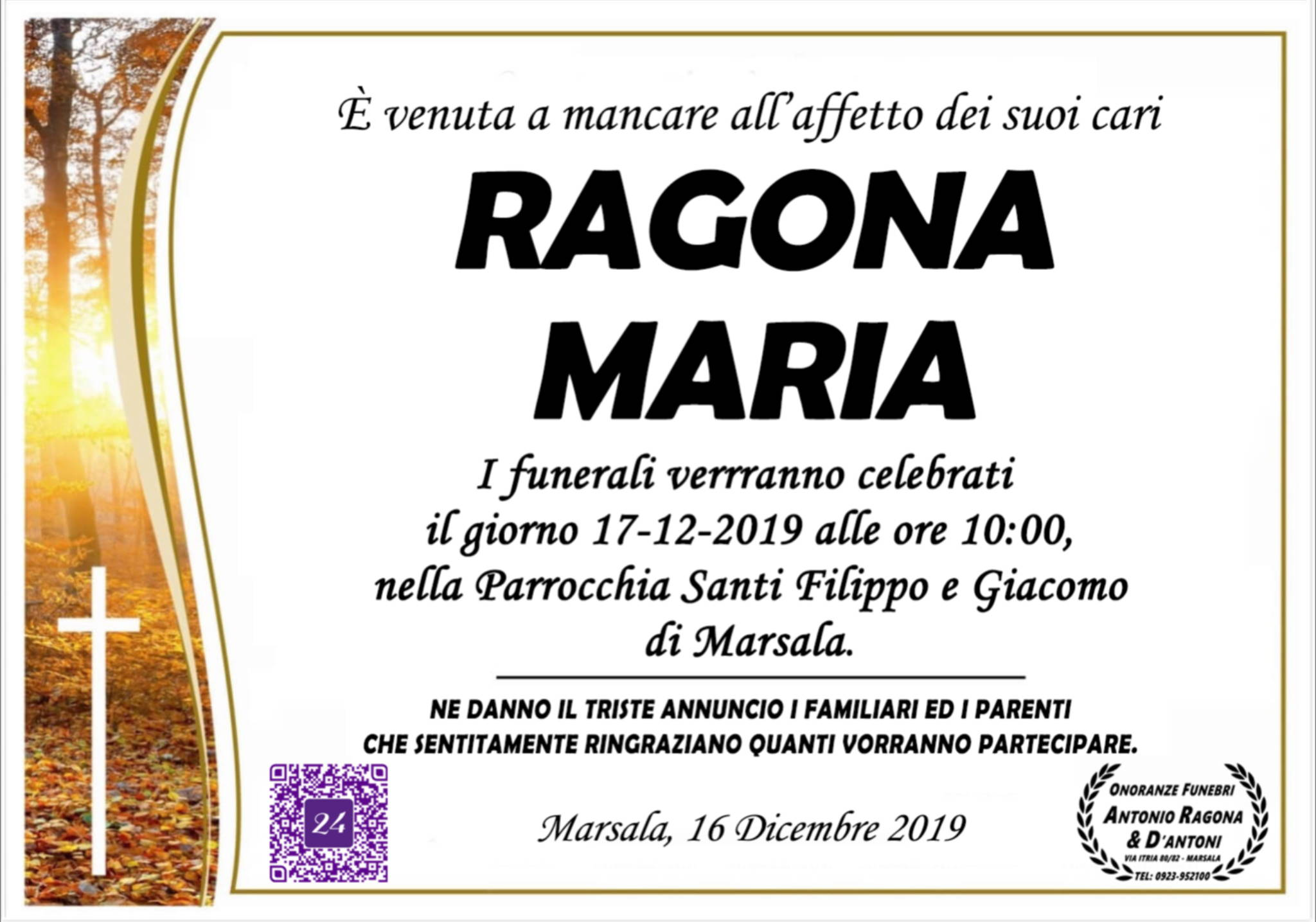 Maria Ragona
