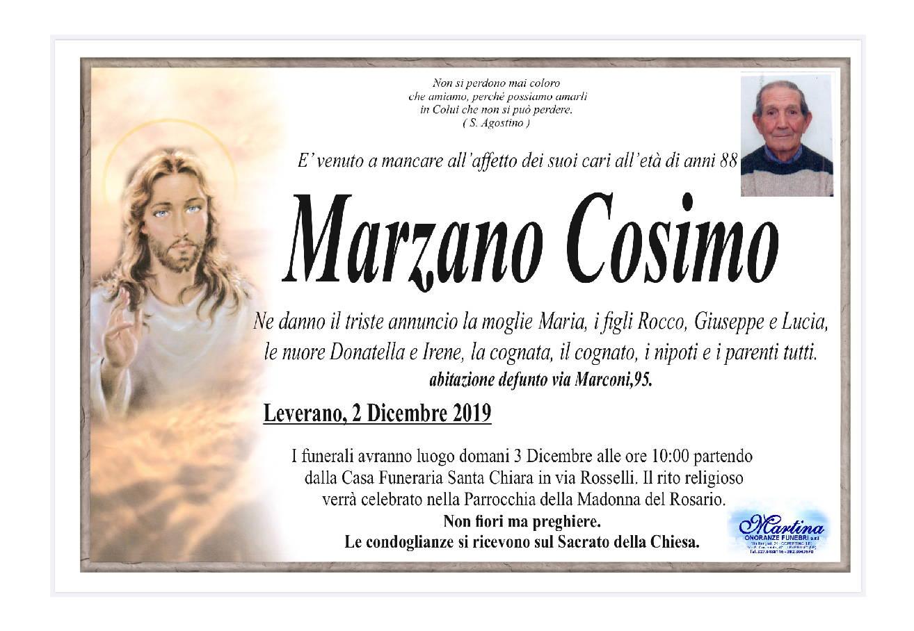 Cosimo Marzano