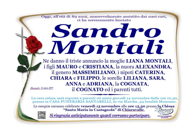 Sandro Montali
