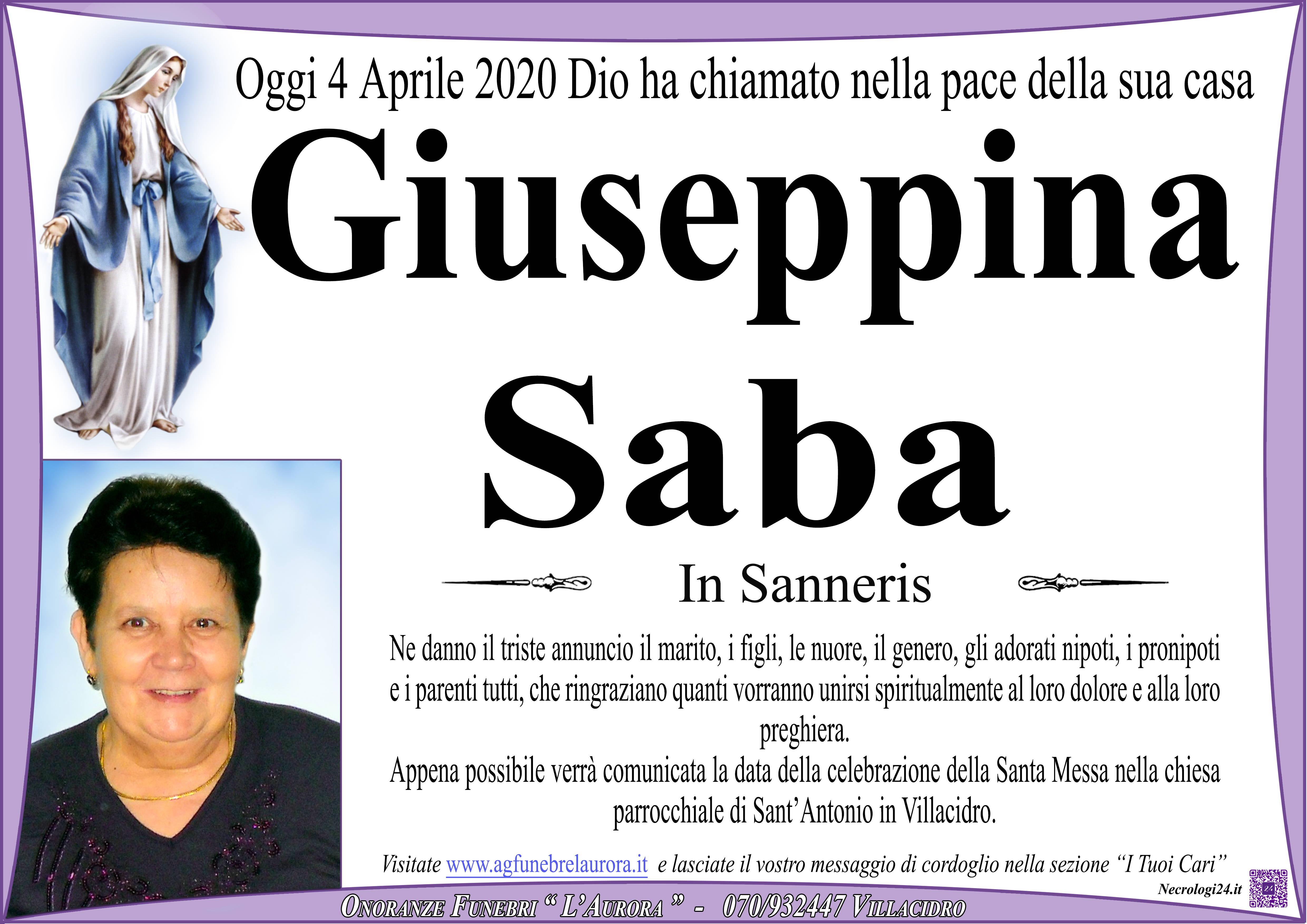 Giuseppina Saba