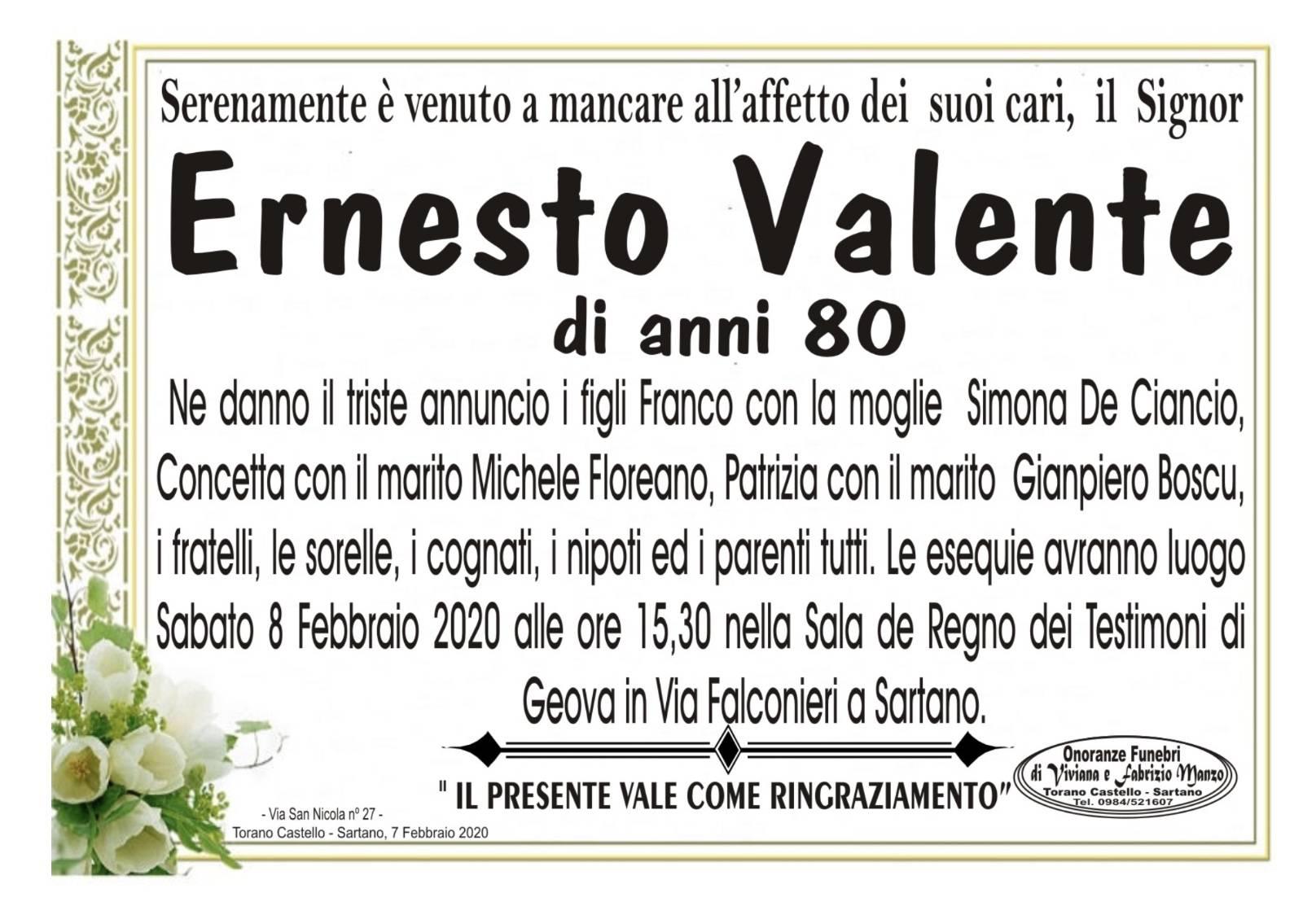 Ernesto Valente