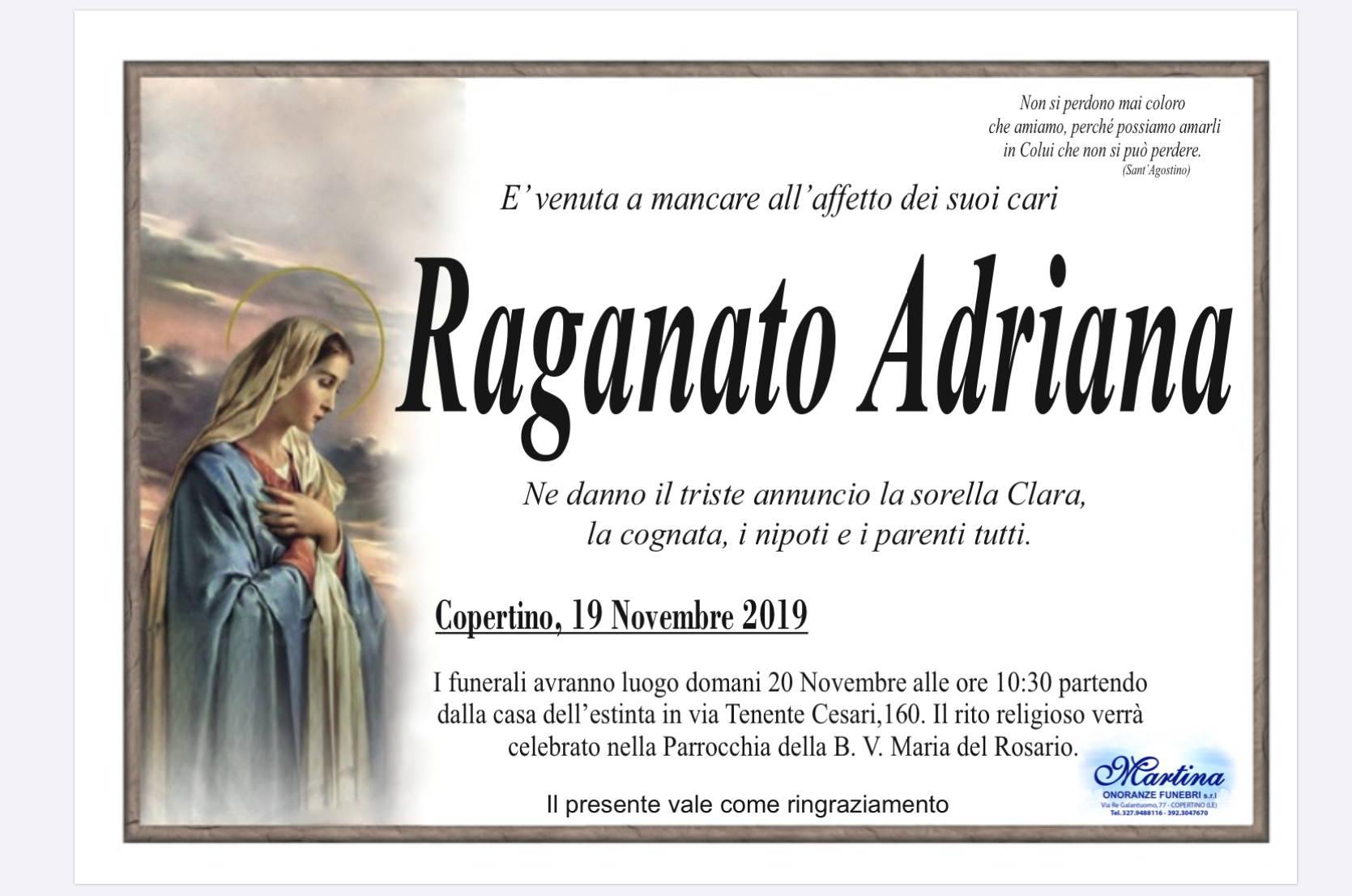 Adriana Raganato
