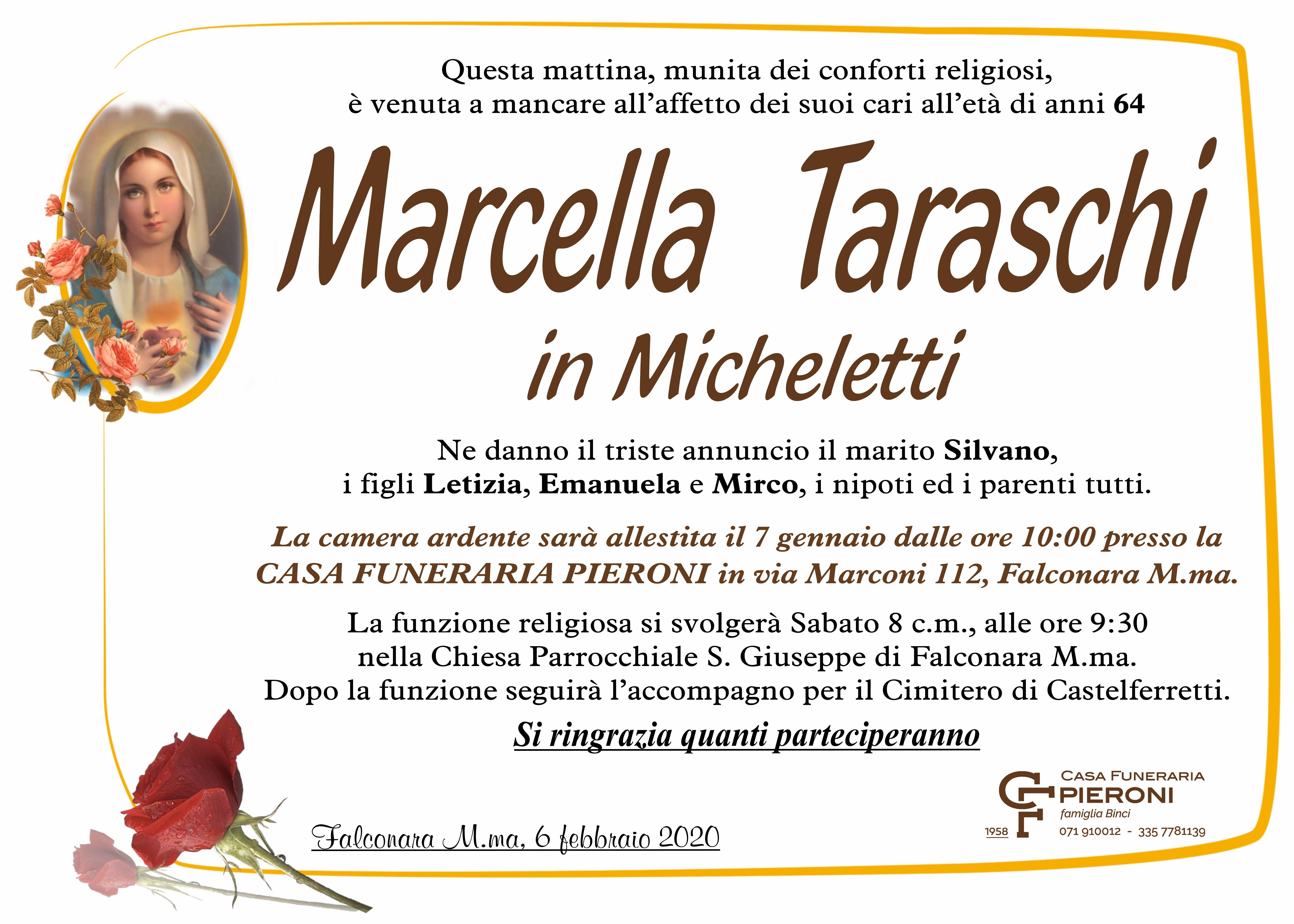 Marcella Taraschi