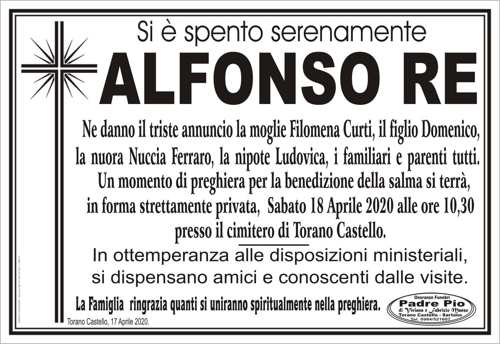 Alfonso Re