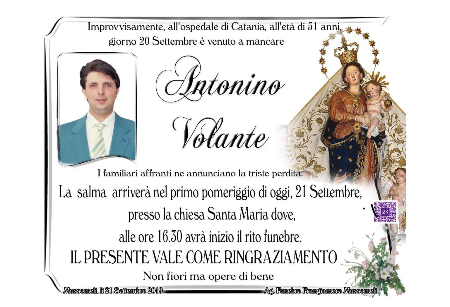 Antonino Volante