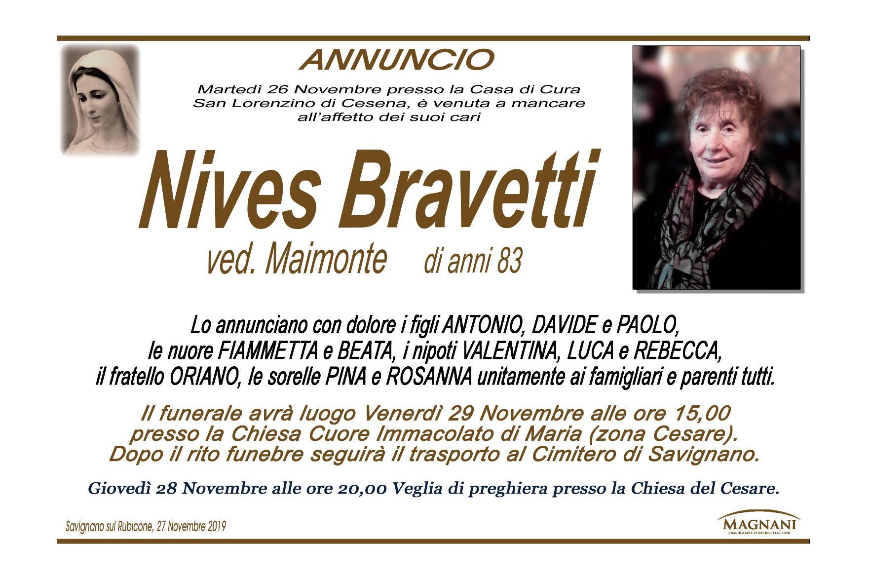 Nives Bravetti