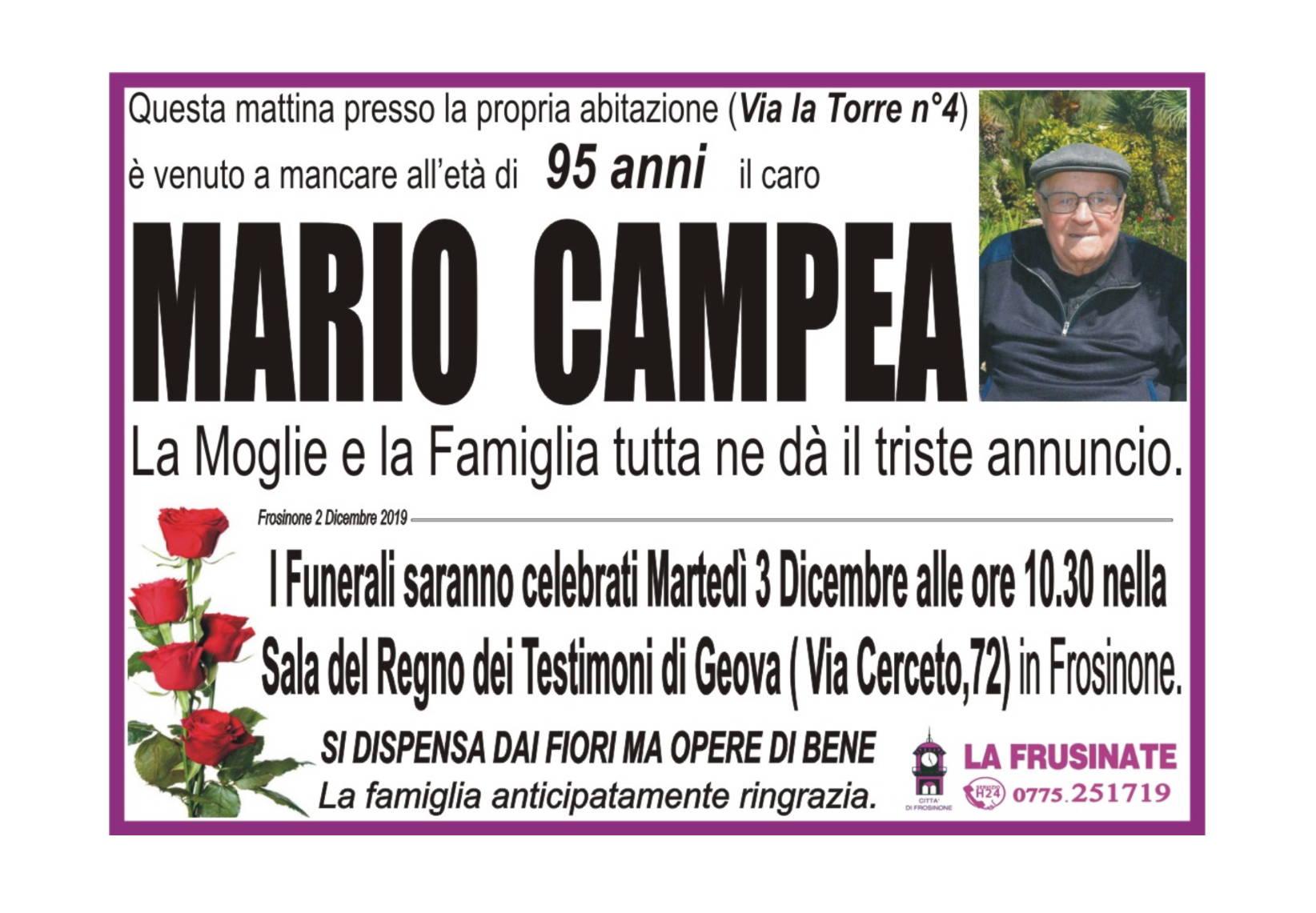 Mario Campea