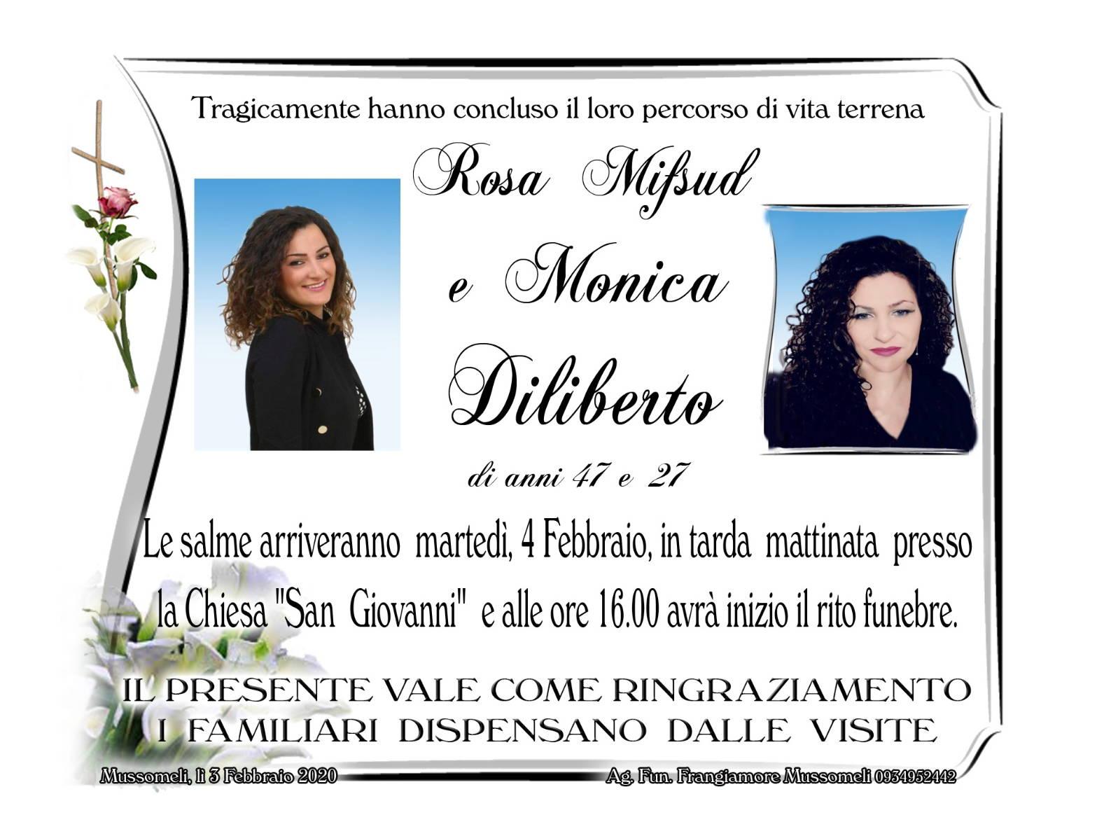Monica Diliberto ~ Rosa Mifsud