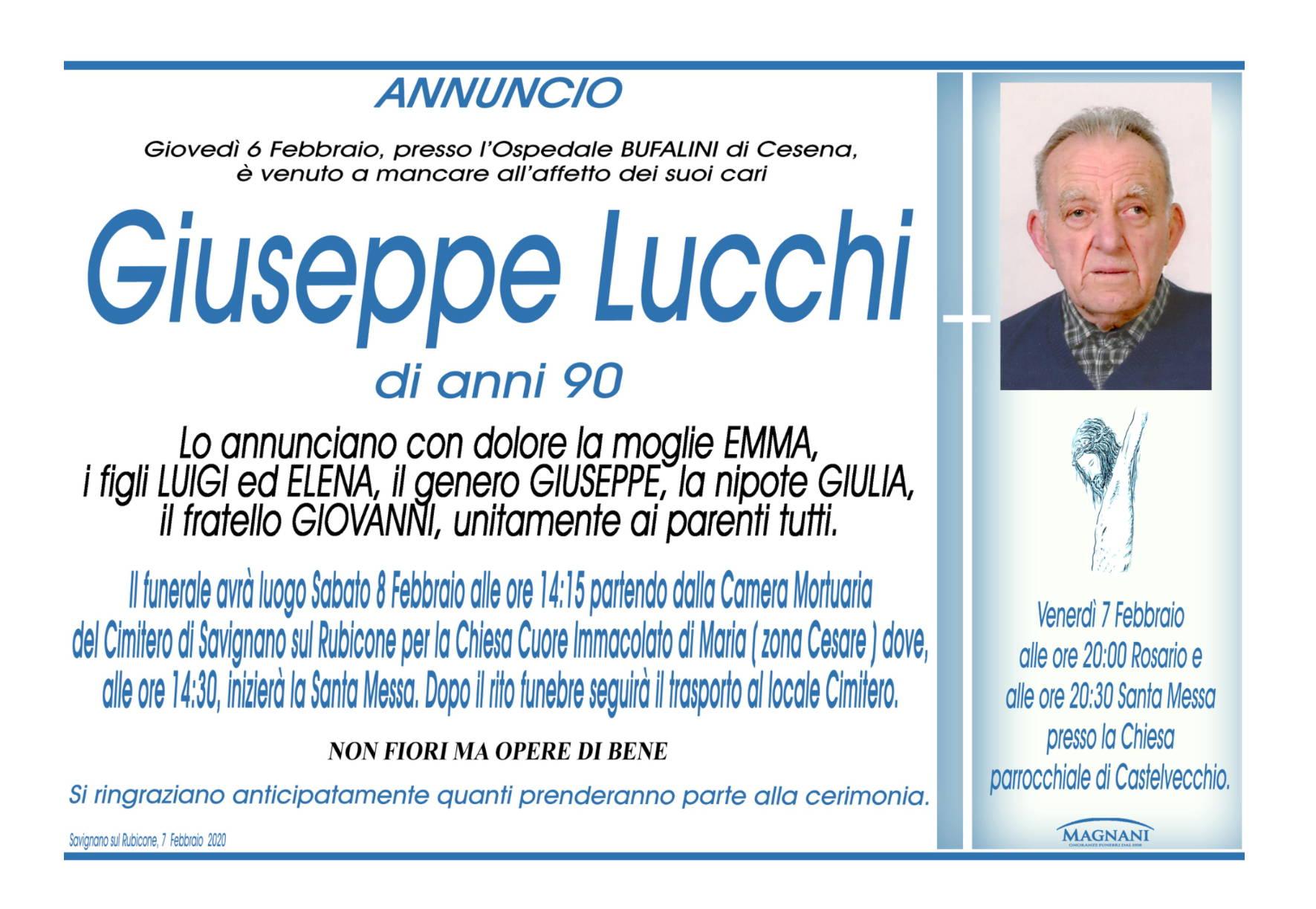 Giuseppe Lucchi