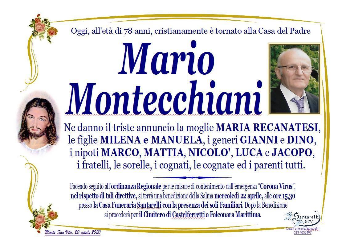 Mario Montecchiani