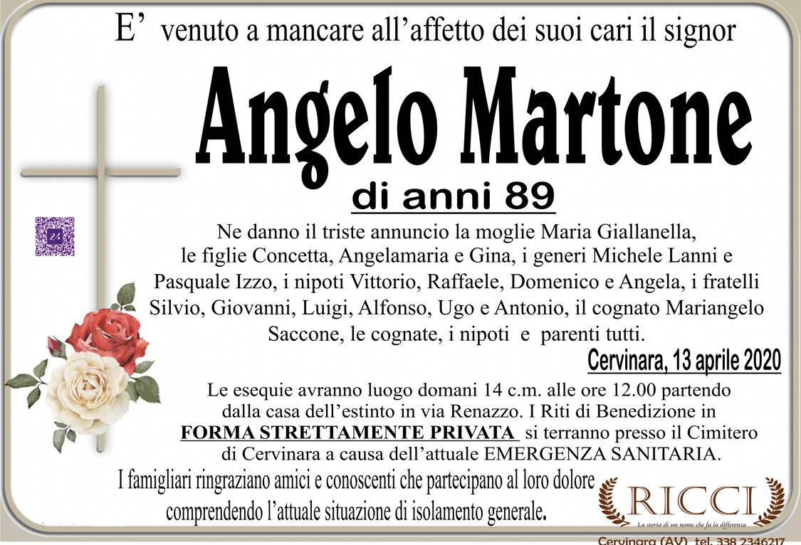 Angelo Martone