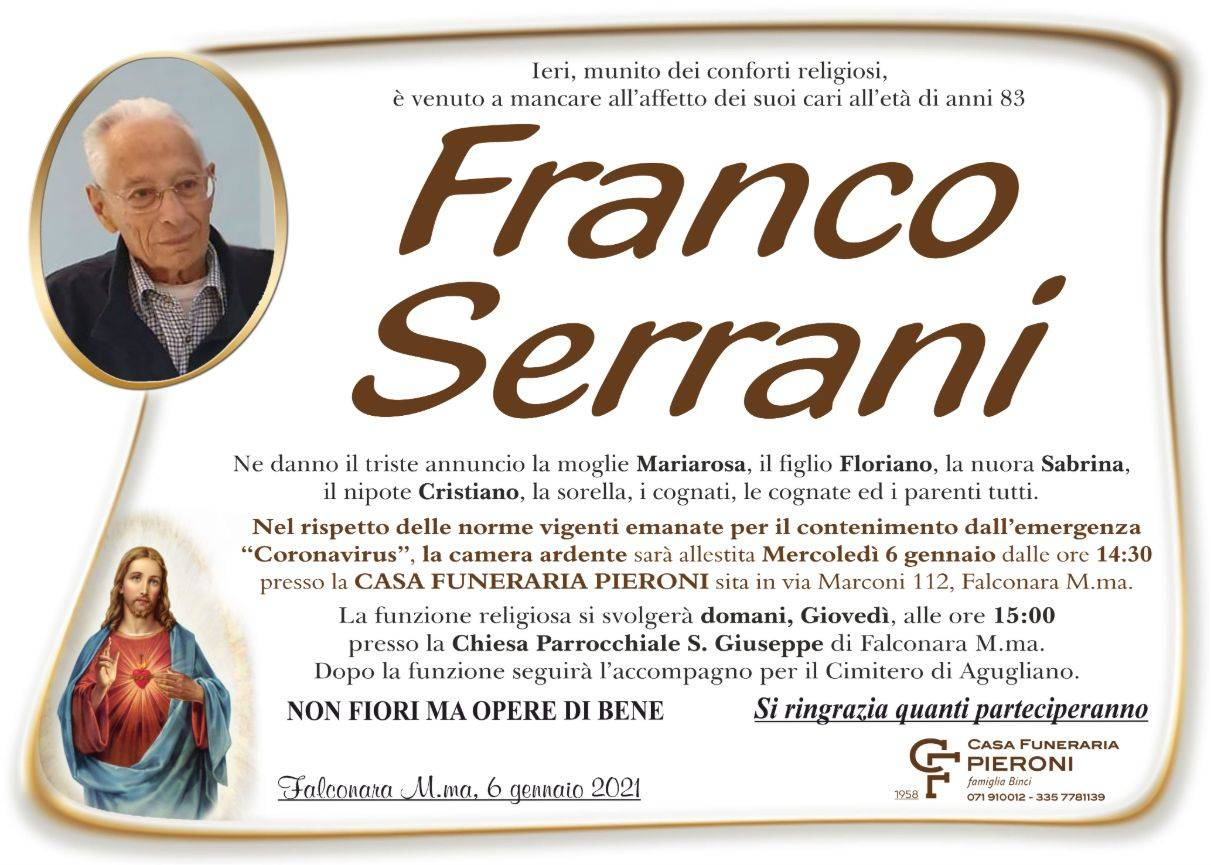 Franco Serrani