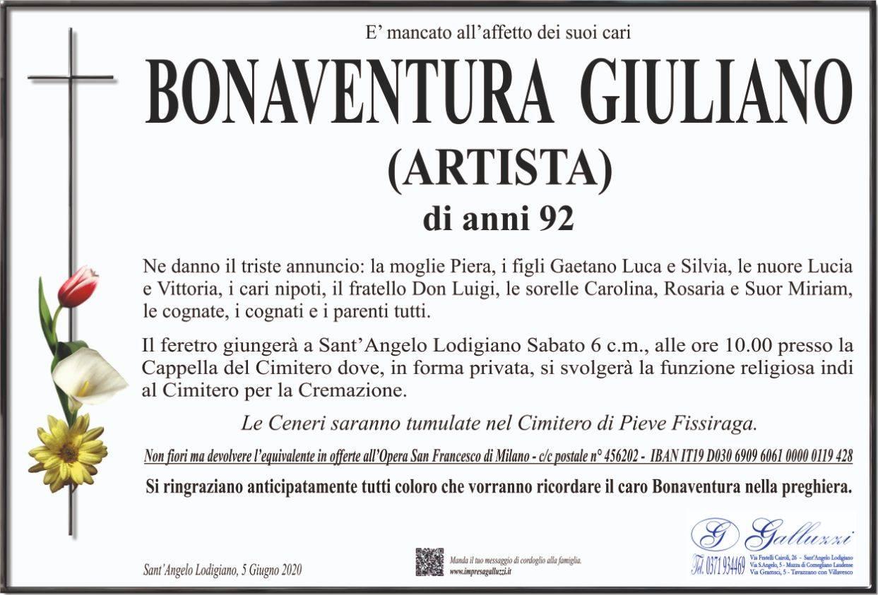 Bonaventura Giuliano