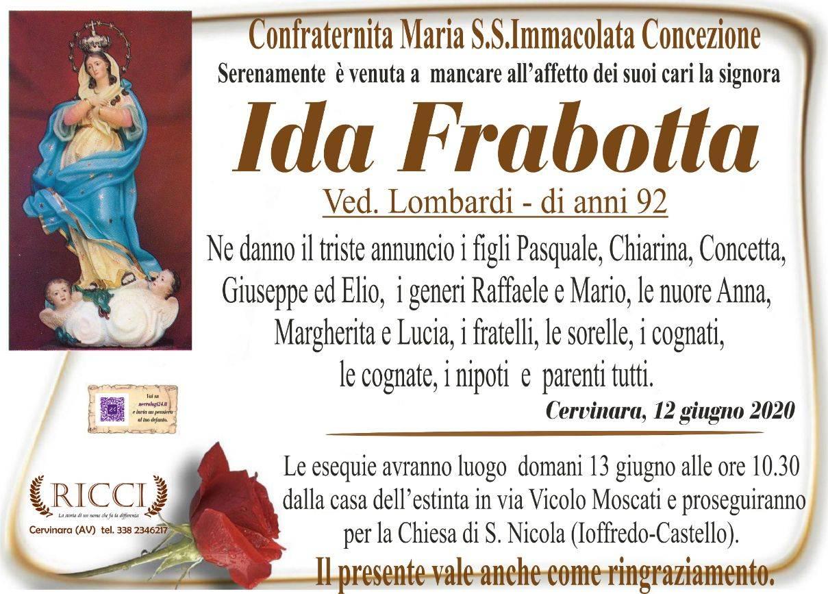 Ida Frabotta