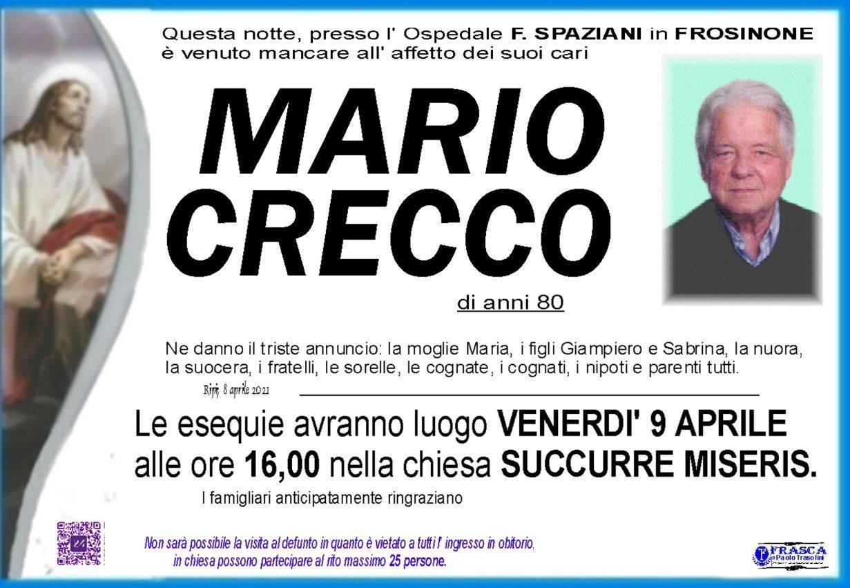 Mario Crecco