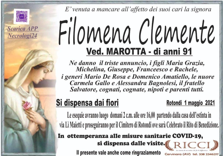 Filomena Clemente