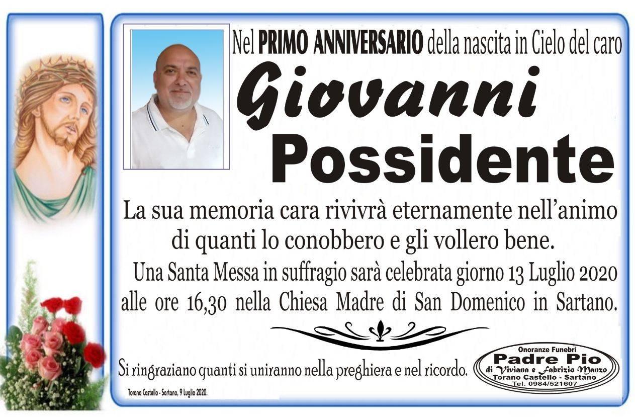 Giovanni Possidente