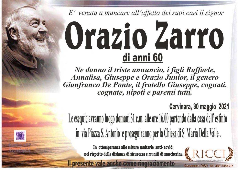 Orazio Zarro