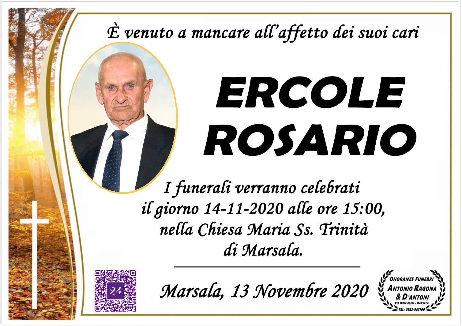 Rosario Ercole
