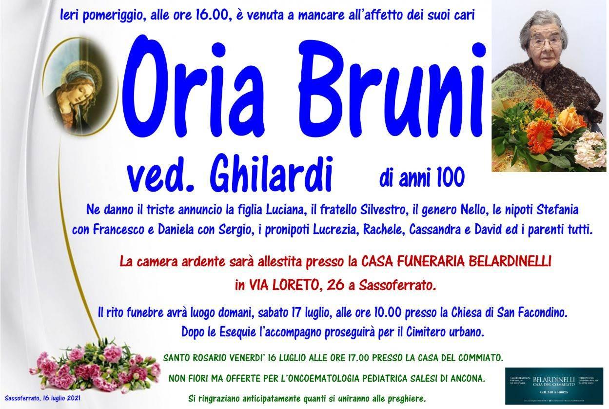Oria Bruni